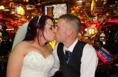 Aimee & Squeak's Wedding, Moness country club Aberfeldy - 16.05.2015