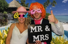 Amanda & Mark's Wedding, Newton Hall Seahouses - 13.07.2015