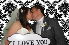 Ann & Matt's Wedding, Beamish Hall - 26.07.2013