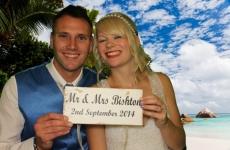 Bish & Becca's Wedding, Kings Head Richmond - 27.09.2014
