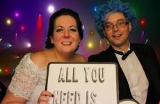 Brenda & Calum's Wedding, Station Hotel Ellon Aberdeen - 11.10.2014