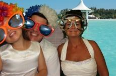 Cheryl & Brett's Wedding, Redworth Hall Darlington - 11.07.2015