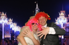 Chris & Victoria's Wedding, Wynyard Hall Hotel - 09.08.2013