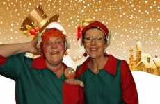 Christmas Party, Stakeford & Bomarsund Welfare - 21.12.2013