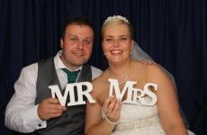 Claire & Steven's Wedding, Wynyard Hall - 08.09.2013