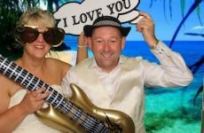 Dawn & Paul's Wedding, Dorman's Club Linthorpe Middlesbrough - 23.08.2014