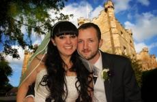 Emma & Dan's Wedding, Lumley Castle - 09.08.2014