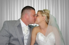 Emma & Dean\'s Wedding, Little Haven Hotel South Sheilds - 10.05.2014