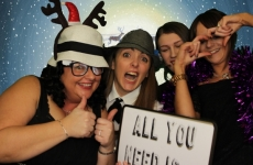H & M Christmas Staff Party, Yates's Middlesbrough - 20.12.2014