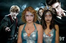 Harry Potter party, Durham Castle - 23.03.2014