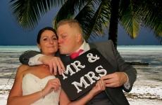 Joanne & Peter's Wedding, Gibside Hotel Whickham - 25.10.2014