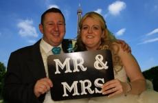 Kelly & Brian's Wedding, Wallsend Hall Hotel - 02.05.2015