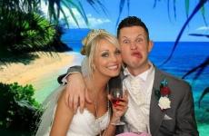 Kirsty & David's Wedding, The Stadium of Light Sunderland - 12.10.2013