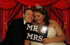 Kris & Stephie's Wedding, South Causey Inn Stanley - 04.10.2013
