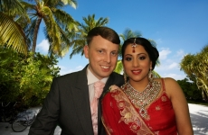 Lavina & Graham's Wedding, The Marriott Hotel Newcastle Gosforth - 06.07.2014