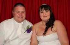Leanne & Barry's Wedding, Horden Welfare - 10.08.2013