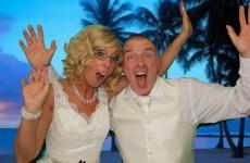 Lisa & Stephen's Wedding, East Stanley Club - 14.09.2013