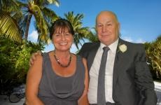 Margaret & Tony's Wedding, Blue Flames Sporting Club Benton Newcastle - 30.08.2014