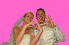 Peter & Cheryl's Wedding, Solberge Hall Newby Whiske - 09.08.2013