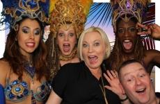 Riba's Christmas Party, Hilton Newcastle - 05.12.2014