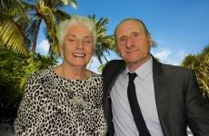 Rose & Jim's 50th Wedding Anniversary, Horden Welfare - 28.03.2015