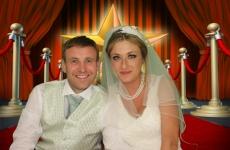 Sarah & Simon's Wedding, Morritt Hotel Barnard Castle - 16.08.2014