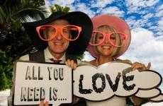 Stuart & Julie's Wedding, Langley Castle Hexham - 11.04.2015