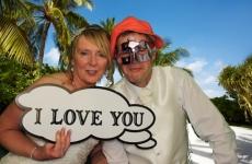 Tony & Mandy's Wedding, Judges Kirklevington - 18.07.2015