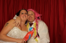 Wayne & Melanie's Wedding, Eston & Normanby W.M.C. - 21.09.2013